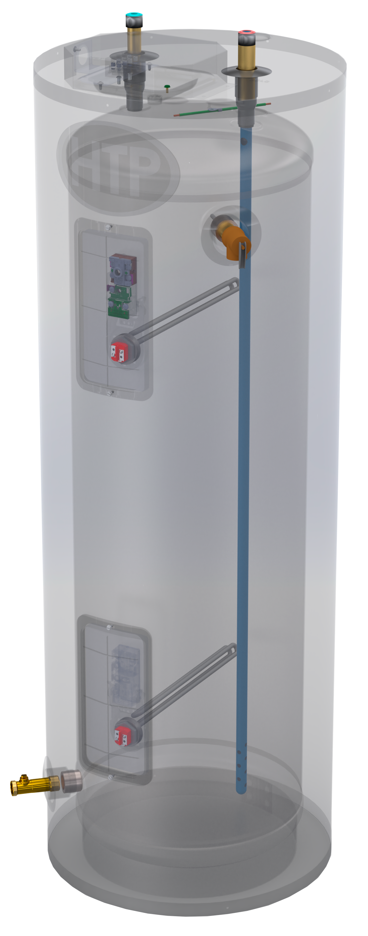Htp Everlast Medium Duty Commercial Electric Water