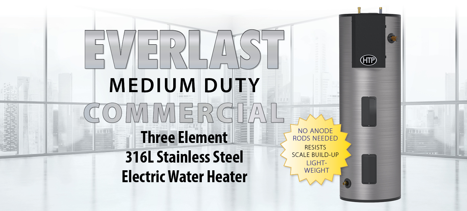 Everlast Medium Duty Commercial