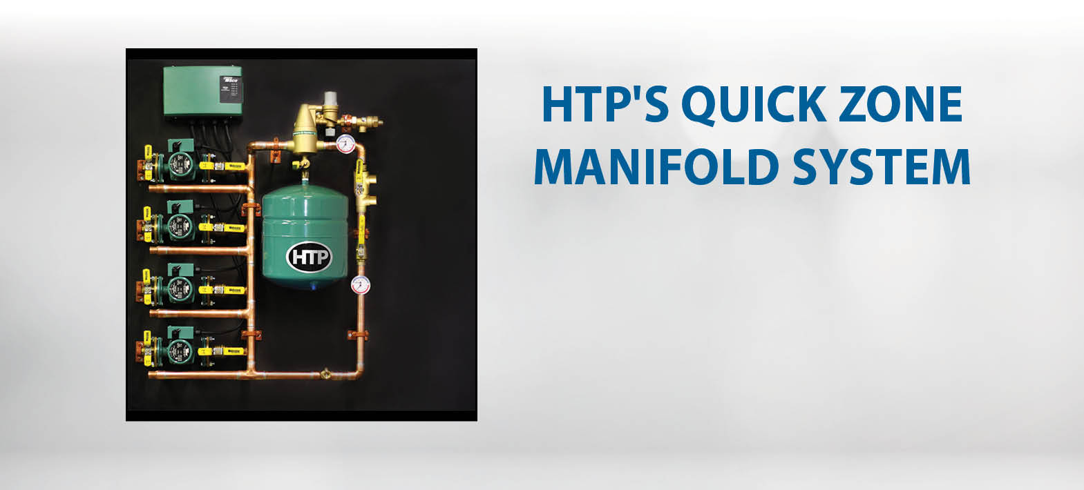 Quick Zone Manifold System