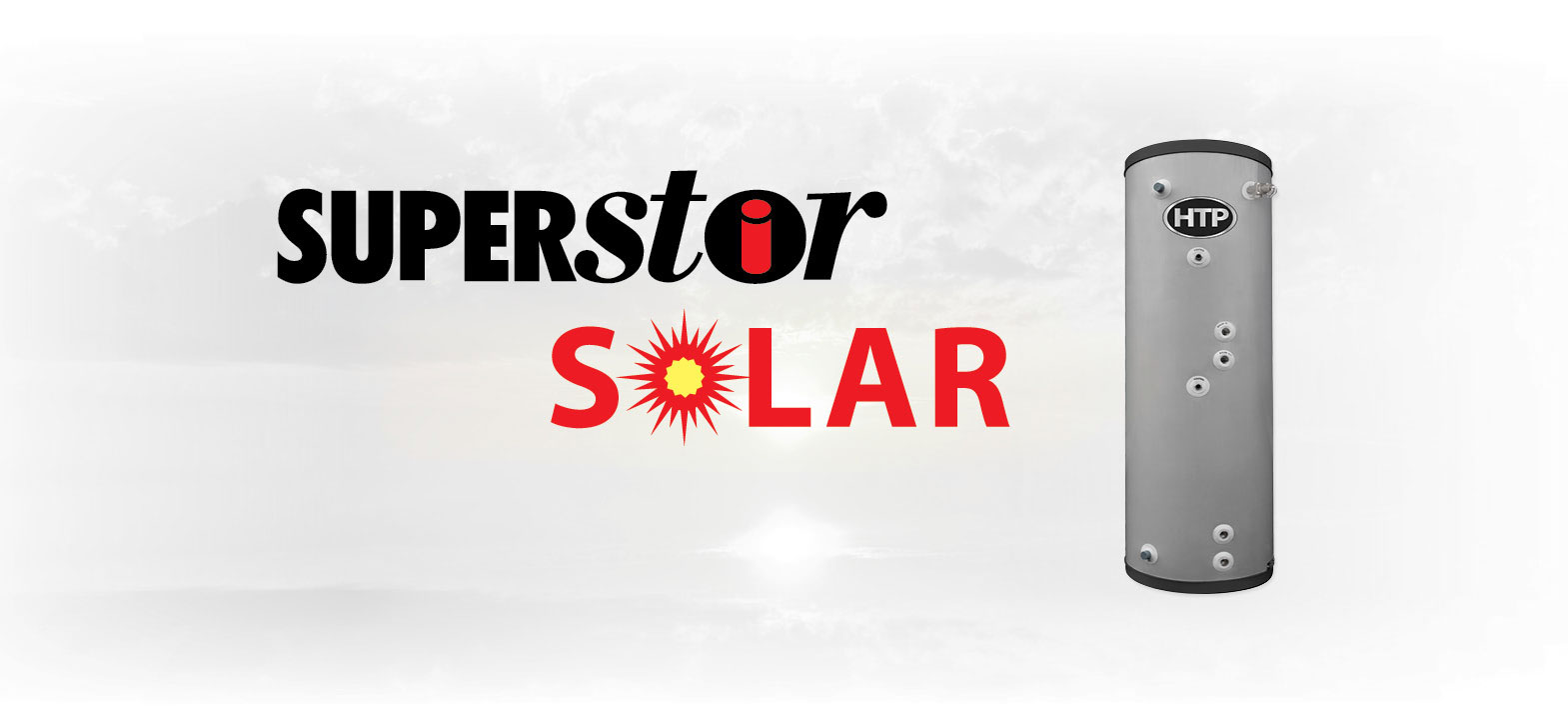 SuperStor Solar Water Heaters